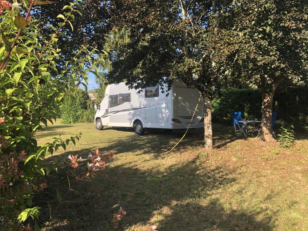 Aire camping-car à Sarlat-la-Canéda (24200) - Photo 3